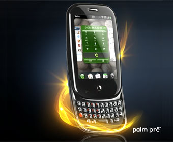 Palm Pre to land June 6
