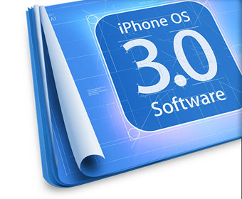 iPhone 3.0 software hits handsets