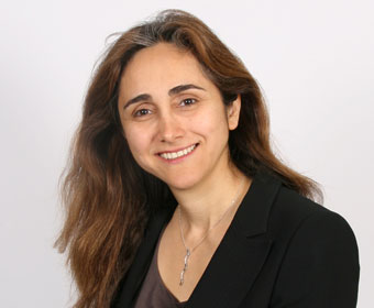 Shirin Dehghan, co-founder and chief executive, Arieso