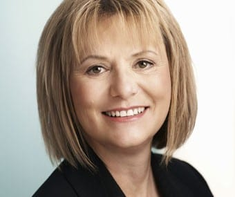 Carol Bartz, former chief executive officer, Yahoo