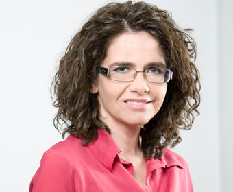 Anna Strezynska, president of the office of electronic Communications, Poland