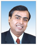 The purchase of Infotel marks a return to the Indian telecoms market for Mukesh Ambani