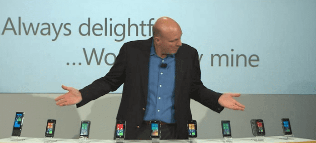 There's a real possibility consumers will be pretty pleased with their Windows Phone