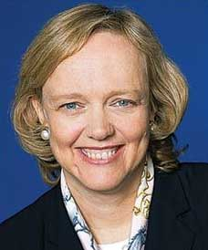 Meg Whitman will replace Apotheker