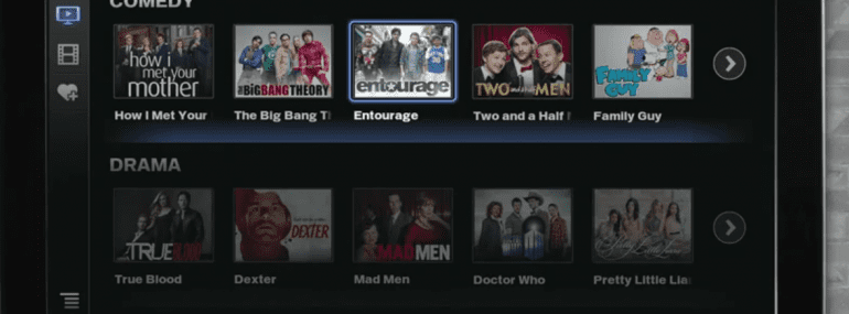 Google TV has a new interface and new hardware partners