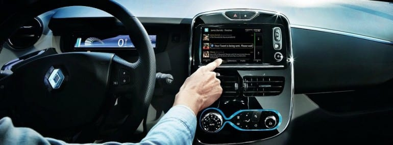 In-vehicle apps set to boom