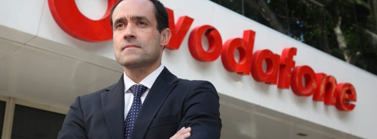 Inaki Berroeta has been appointed CEO at Vodafone Australia