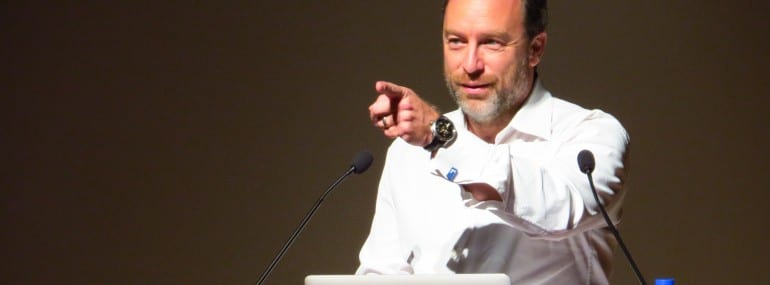 Jimmy Wales, has been appointed to the board of The People's Operator and has taken a strategic stake in the business