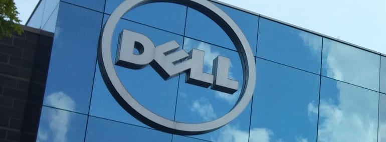 Dell office logo