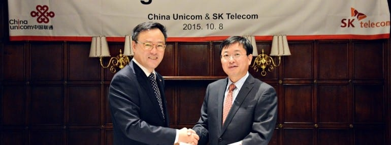 SK Telecom and China Unicom Sign MOU for Cooperation in Telecommunications and New Growth Businesses_1