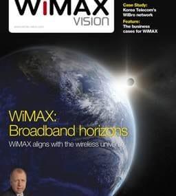 WiMAX: Broadband horizons