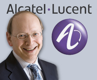 Alcatel-Lucent has now taken three top BT execs