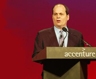 Andy Zimmerman, Accenture