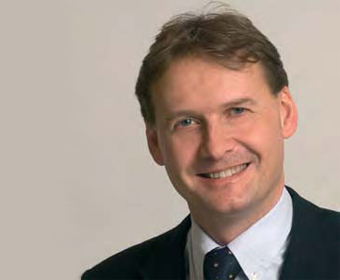 Chris Burgess, head of corporate responsibility, Vodafone