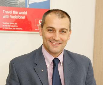 Joseph Cuschieri, Vodafone Malta