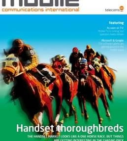 Handset thoroughbreds
