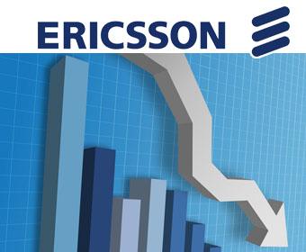 Ericsson profit drops 30 per cent