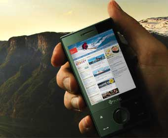 Opera retakes lead in mobile browser wars