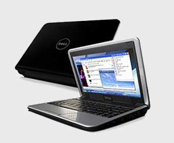 The Dell Inspiron Mini 10 has embedded WiMAX