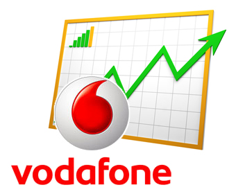 "Vodafone ""holding the fort"""