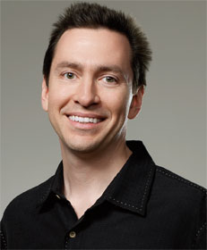 Scott Forstall, senior vice president of iPhone Software, Apple