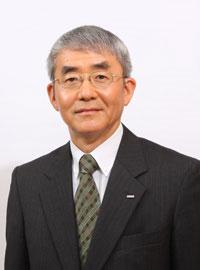 Mitsunobu Komori, CTO and managing director of R&D Centre, NTT DoCoMo