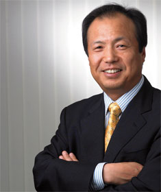 K Shin, head of Samsung Mobile Communications
