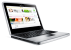 Nokia's new Booklet netbook runs Microsoft's Windows OS