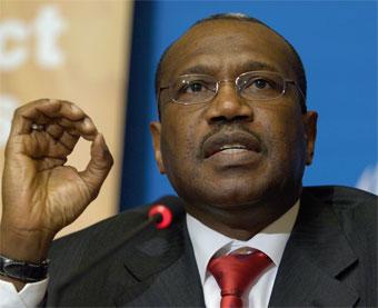 Dr Hamadoun Touré, secretary general, International Telecommunications Union
