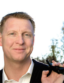Ericsson CEO, Hans Vestberg
