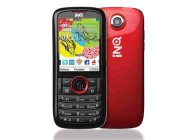 SingTel will be first to get the INQ Mini 3G