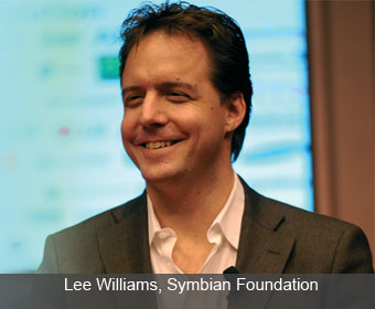Lee Williams exits the Symbian Foundation