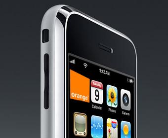 Orange UK reveals iPhone data limit