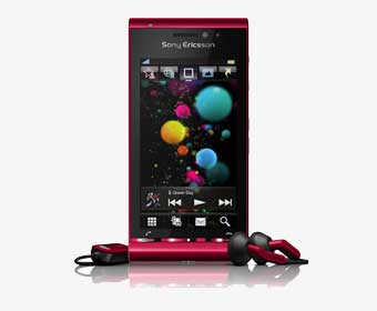 The Sony Ericsson Satio is one of the handsets affected