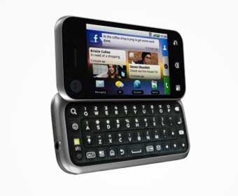 The Motorola Backflip