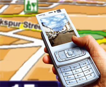Nokia aims to make Ovi Maps a contextual platform at the centre of a variety of mobile applications