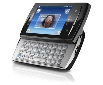 The Sony Ericsson X10 mini pro