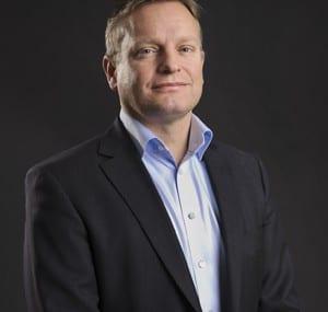 Jan Frykhammar, CFO, Ericsson