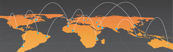 Akamai's latest State of the Internet report reveals that both the number and speed of connections globally continue to rise