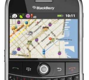 Mobile navigation service, Waze, hits the BlackBerry platform