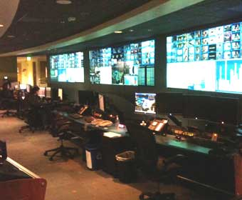 Qualcomm's FLO TV network operations centre