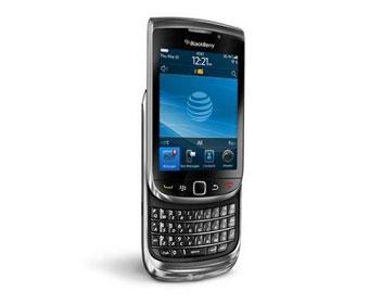 RIM's BlackBerry service suffers outage again