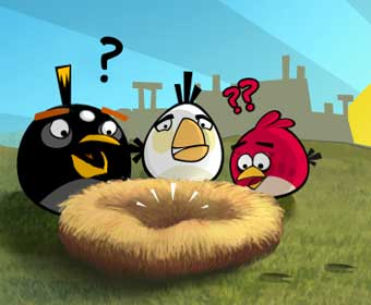 Angry Birds Rio is an exclusive title