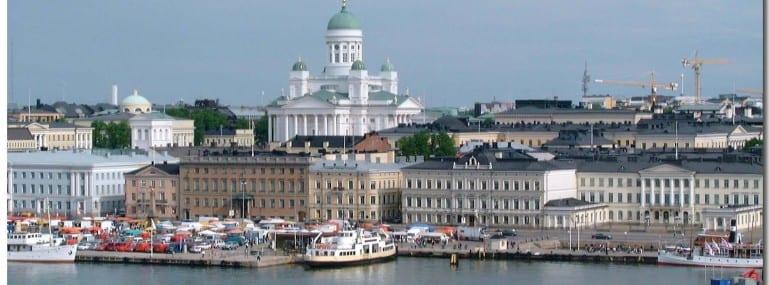 Finland's capital, Helsinki