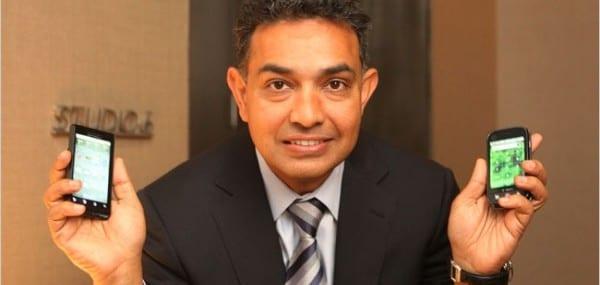 Sanjay Jha, former CEO of Motorola Mobility