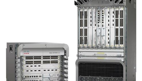 Cisco upgrades ASR 9000 routers, secures first customers