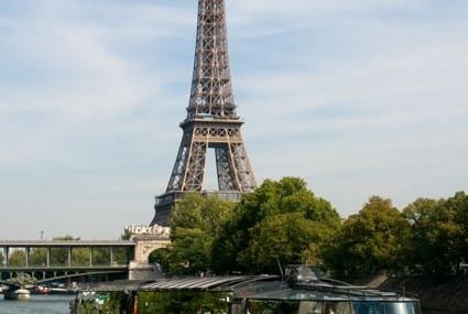 This year's awards will again take place during a river cruise through Paris on the Bateau Diamant