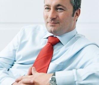 Hannes Ametsreiter, CEO, Telekom Austria