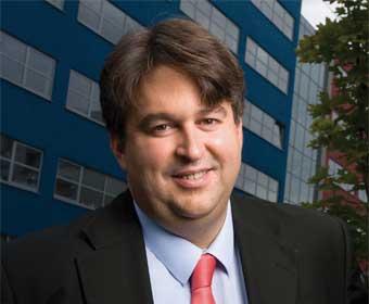 Director of Telefonica's Global e-Health Business Unit, Jose Perdomo