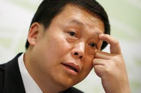 Zhang admitted taking more than $1m in bribes over 15 years